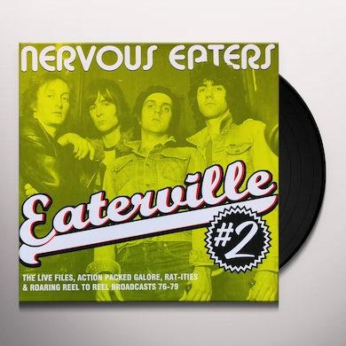 Nervous Eaters EATERVILLE 2 Vinyl Record