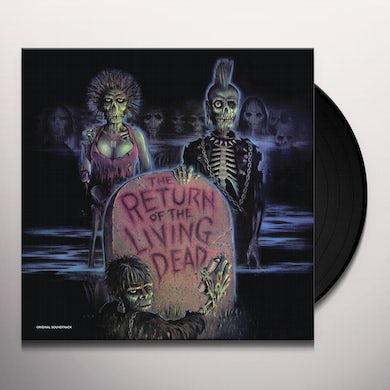 Return Of The Living Dead / O.S.T. RETURN OF THE LIVING DEAD / Original Soundtrack Vinyl Record