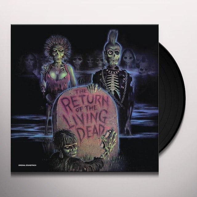 Return Of The Living Dead / O.S.T.