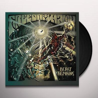 Freedom Hawk BEAST REMAINS Vinyl Record