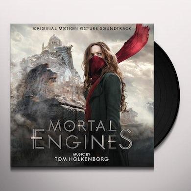 Tom Holkenborg MORTAL ENGINES (ORIGINAL SOUNDTRACK) Vinyl Record