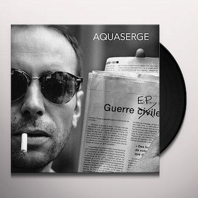 GUERRE EP Vinyl Record