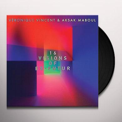 Veronique Vincent 16 VISIONS OF EX-FUTUR Vinyl Record