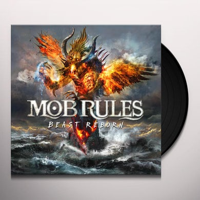 Mob Rules BEAST REBORN Vinyl Record
