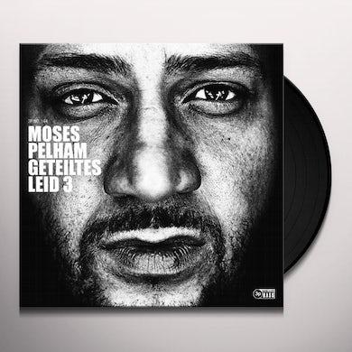 Moses Pelham GETEILTES LEID 3 Vinyl Record