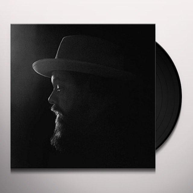 Nathaniel Rateliff & The Night Sweats TEARING AT THE SEAMS Vinyl Record