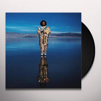 Kamasi Washington HEAVEN & EARTH - Deluxe 4 LP, Tri-Fold Sleeve Vinyl Record