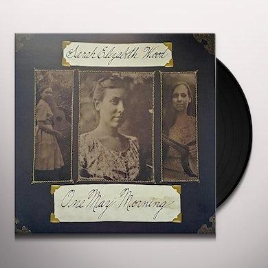 Sarah Wood ONE MAY MORNING Vinyl Record