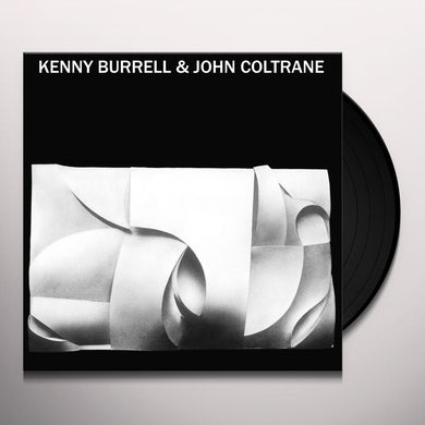 KENNY BURRELL & John Coltrane and Kenny Burrell Vinyl Record - UK Release