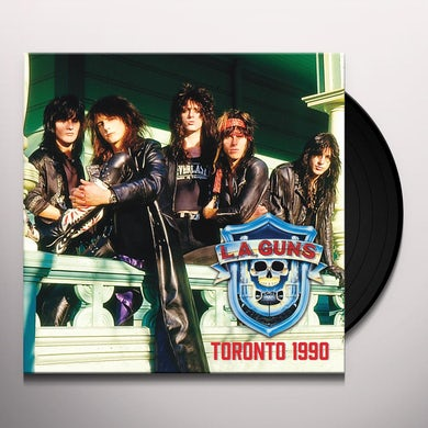 Toronto 1990 (Red & Blue Vinyl) Vinyl Record