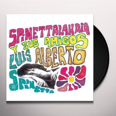 SPINETTALANDIA Y SUS AMIGOS Vinyl Record