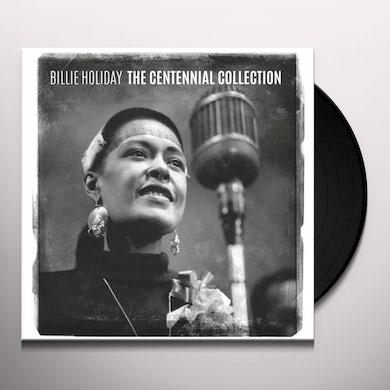 Billie Holiday Centennial Collection Vinyl Record