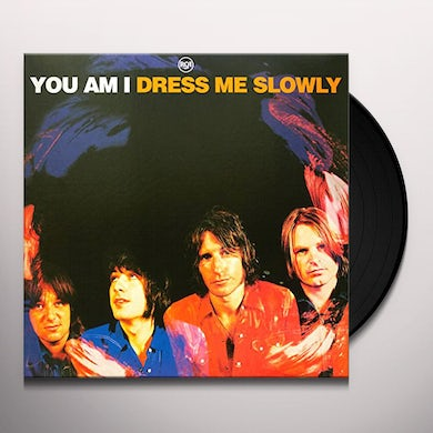 You Am I DRESS ME SLOWLY (ORANGE VINYL) Vinyl Record