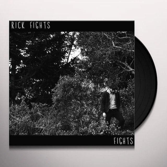 Rick Fights FIGHTS Vinyl Record