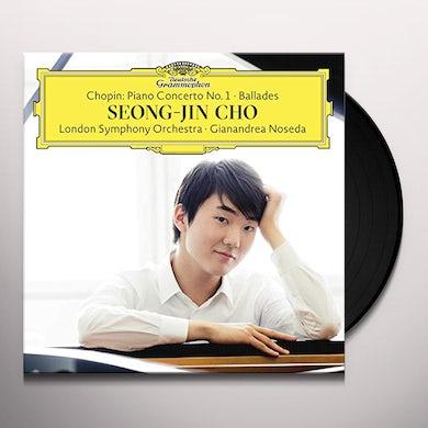 Chopin PIANO CONCERTO 1: BALLADES Vinyl Record