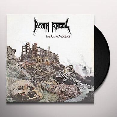 Death Angel ULTRA-VIOLENCE Vinyl Record