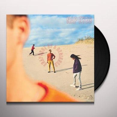 NAP EYES SNAPSHOT OF A BEGINNER Vinyl Record