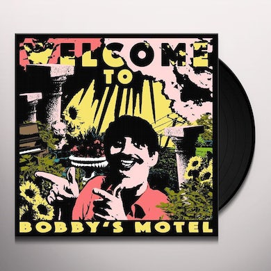 WELCOME TO BOBBY'S MOTEL Vinyl Record