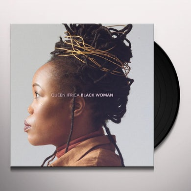BLACK WOMAN Vinyl Record