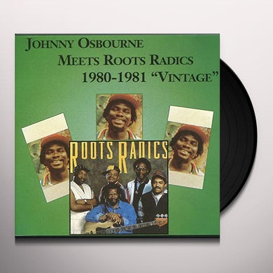 MEETS ROOTS RADICS 1980-1981 VINTAGE Vinyl Record