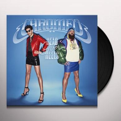Head Over Heels Vinyl Record