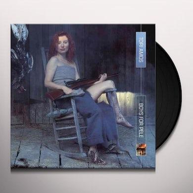 Tori Amos BOYS FOR PELE Vinyl Record