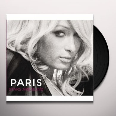 Paris Hilton STARS ARE BLIND PT. 1 Vinyl Record - UK Release