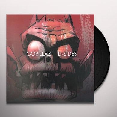 Gorillaz D-SIDES Vinyl Record