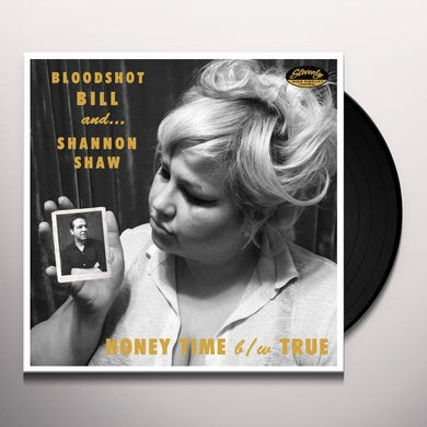 HONEY TIME Vinyl Record