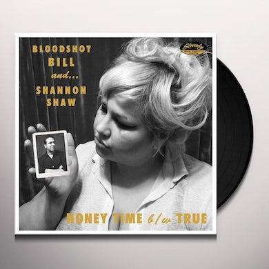 Bloodshot Bill HONEY TIME Vinyl Record