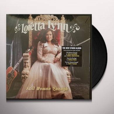 Loretta Lynn STILL WOMAN ENOUGH Vinyl Record