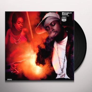 J Dilla Welcome 2 Detroit   The 20 Th Anniversary Vinyl Record