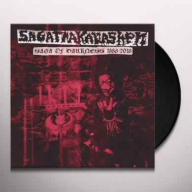 Sagatrakavashen SAGA OF DARKNESS Vinyl Record
