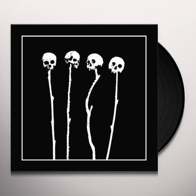 Gnaw Their Tongues GENOCIDAL MAJESTY Vinyl Record