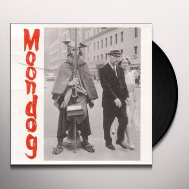 Moondog VIKING OF SIXTH AVENUE Vinyl Record