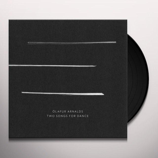 Ólafur Arnalds TWO SONGS FOR DANCE Vinyl Record