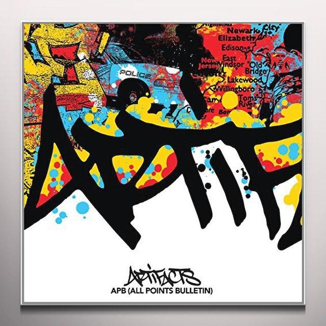 Artifacts APB Vinyl Record