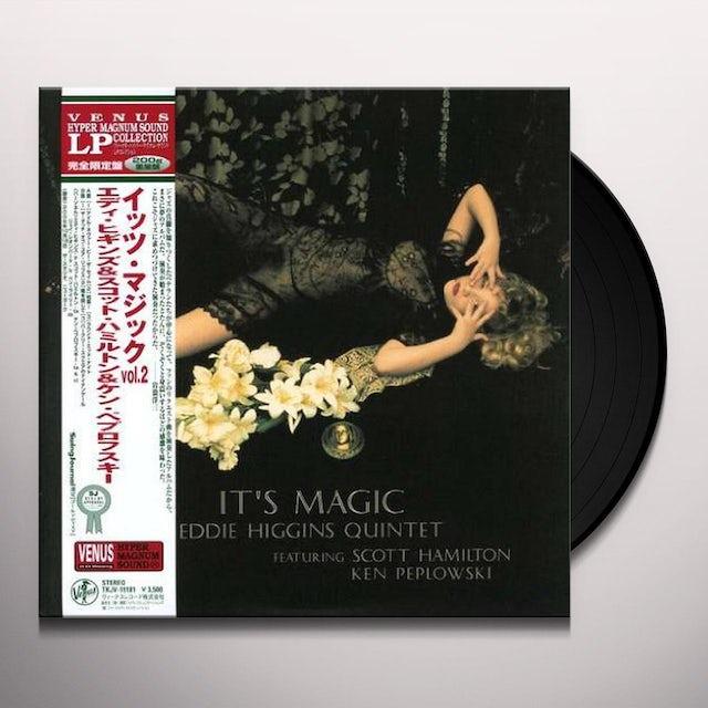 Higgins,Eddie& Scott Hamilton ITS MAGIC 2 Vinyl Record