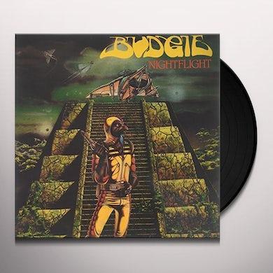 Budgie NIGHTFLIGHT Vinyl Record