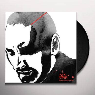 Fink DISTANCE & TIME Vinyl Record