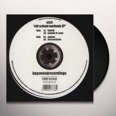 Etch OLD SCHOOL METHODS EP Vinyl Record