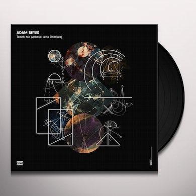 Adam Beyer TEACH ME (AMELIE LENS REMIXES) Vinyl Record
