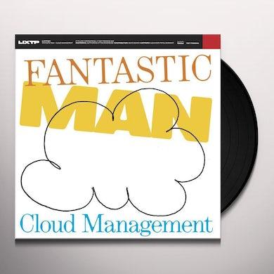 Fantastic Man CLOUD MANAGEMENT Vinyl Record