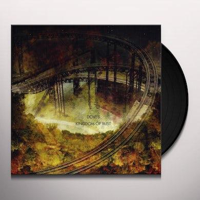 Doves KINGDOM OF RUST Vinyl Record