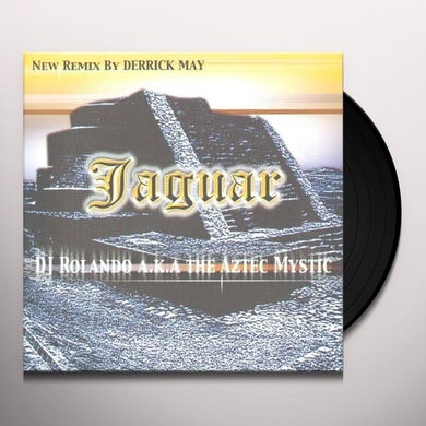 DJ ROLANDO A.K.A. THE AZTEC MY JAGUAR Vinyl Record - UK Release