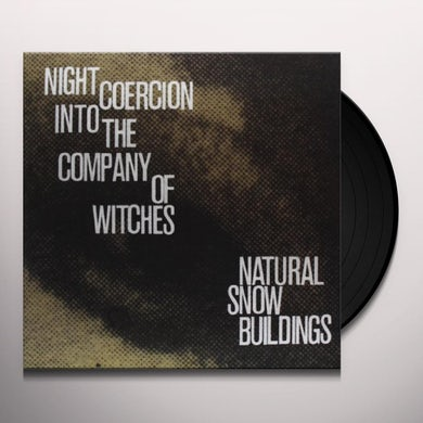 NIGHT COERCION INTO THE COMPANY OF WITCHES Vinyl Record