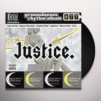 Justice / Various Vinyl Record
