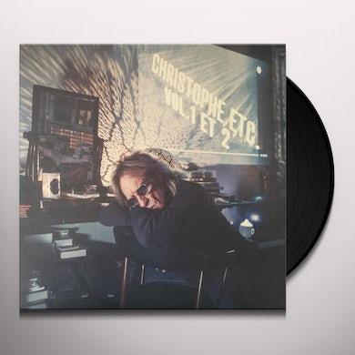 Christophe ETC VOL 1 & 2 Vinyl Record