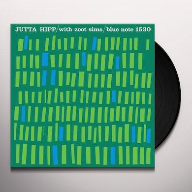 JUTTA HIPP WITH ZOOT SIMS Vinyl Record