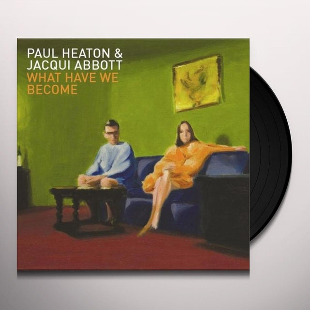Paul Heaton WHAT HAVE WE BECOME Vinyl Record